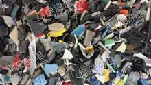 江苏常州出售PVC杂色塑钢破碎料