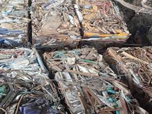 广东地区处理1000吨角铁压块
