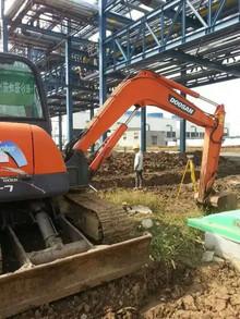 出售一台12年斗山60-7挖掘机