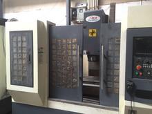 3台850三菱系统加工设备
