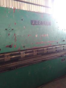 出售液压板料折弯压力机WY67-80