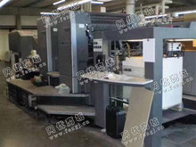 出售一台二手03年海德堡SM1+1高配印刷机