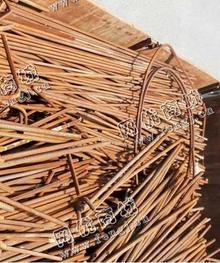 浙江地区工地废钢上门回收