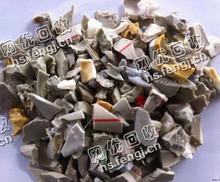广东广州地区采购PPR管材灰色破碎料