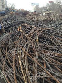 山东地区旧钢丝绳回收