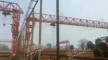 出售一台二手10吨跨度18米龙门吊
