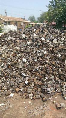 天津地区出售50吨马达铁