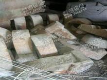 枣庄地区处理40吨铁铬合金锤头