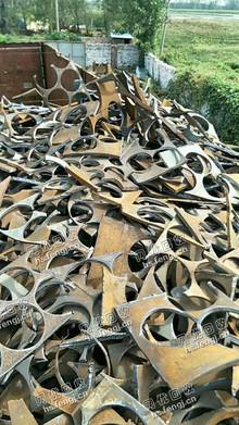 河北地区10个厚以上钢板边角料回收