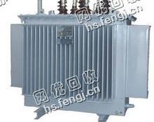 上海嘉定地区报废s11 800kva变压器回收