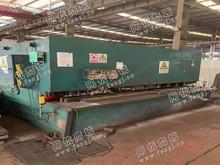 浙江金华地区出售1台上海新力16/3200剪板机