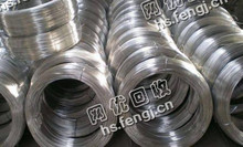 江苏苏州地区剥皮铝线回收