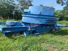 河南洛阳地区出售1台洛阳大华双75KW冲击式制砂机